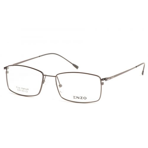 Ochelari de vedere Enzo  barbati Dreptunghiulari EZR 503 C2