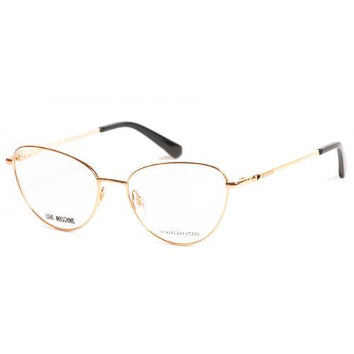 Ochelari de vedere Moschino Dama Cat Eye MOL 551 DDB