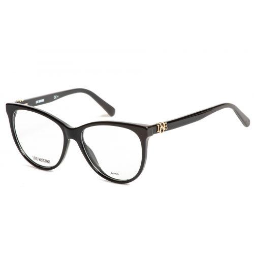 Ochelari de vedere Moschino dama Ovali MOL521 807