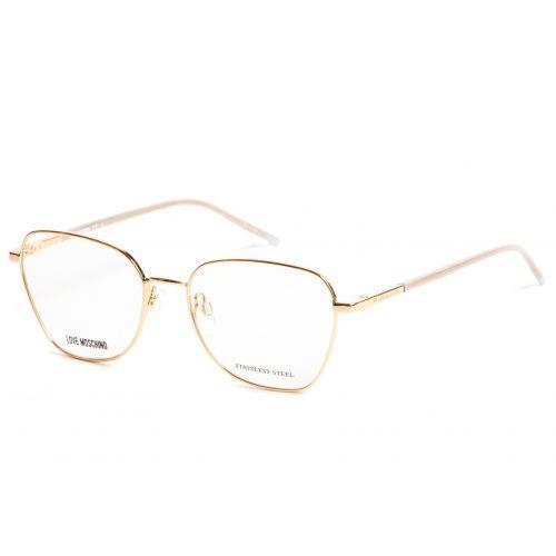 Ochelari de vedere Moschino Dama Ovali MOL561 000