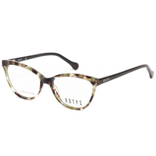 Ochelari de vedere Kotys Femeie Cat Eye KTM007 C2