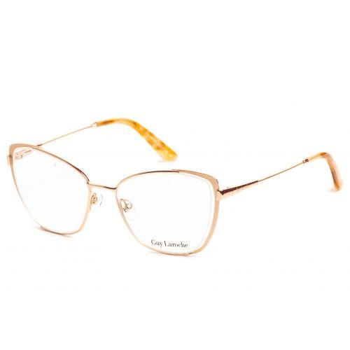 Ochelari de vedere Guy Laroche Dama Cat Eye GL76404 201