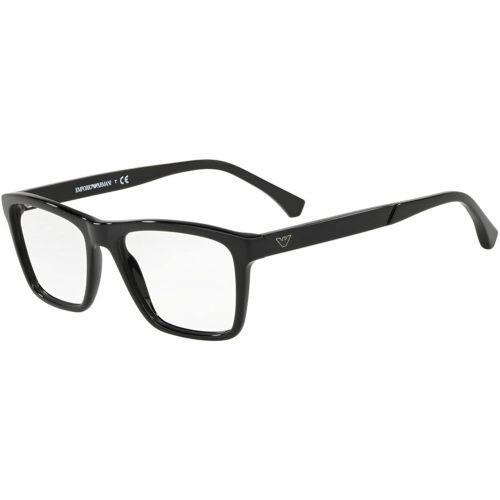 Ochelari de vedere Emporio Armani Barbat Patrati  EA 3138 5017