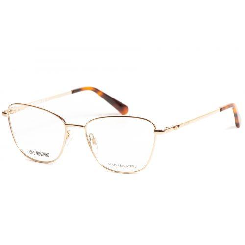 Ochelari de vedere Moschino Dama Cat Eye MOL552 3YG