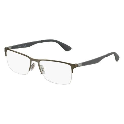 Ochelari de vedere Ray Ban barbat Dreptunghiulari RB 6335 2855