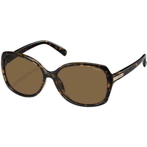 Ochelari de soare Polaroid Femeie Ovali PLD 5011/S V08 IG HAVANA