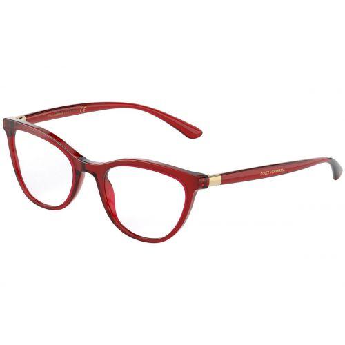 Ochelari de vedere Dolce & Gabbana dama Ovali DG3324 550