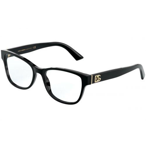 Ochelari de vedere Dolce & Gabbana dama Ovali DG3326 501