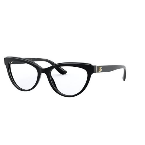 Ochelari de vedere Dolce & Gabbana dama Cat Eye DG 3332 501