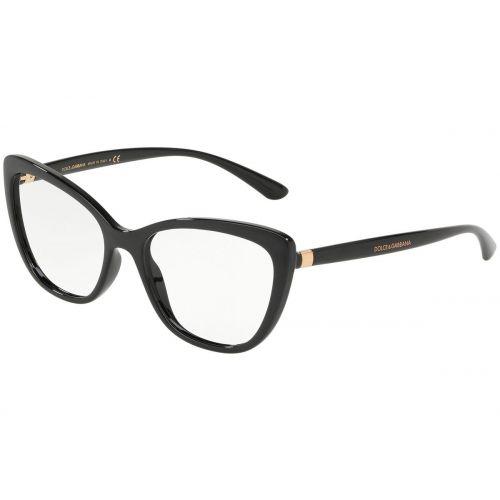 Ochelari de vedere Dolce & Gabbana dama Cat Eye DG5039 501