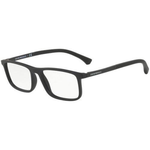 Ochelari de vedere Emporio Armani Barbat Dreptunghiulari EA3125 5063