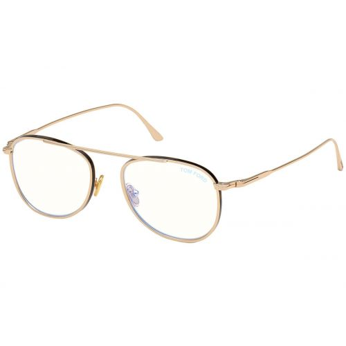 Ochelari de vedere Tom Ford Barbati Aviator FT5691B 028