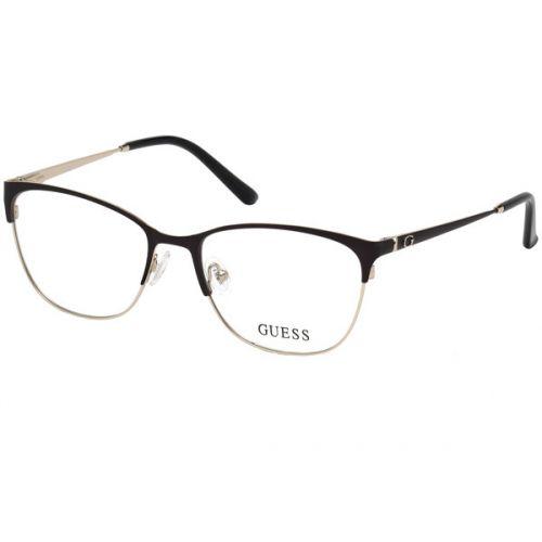 Ochelari de vedere Guess Femeie Ovali GU2583 002