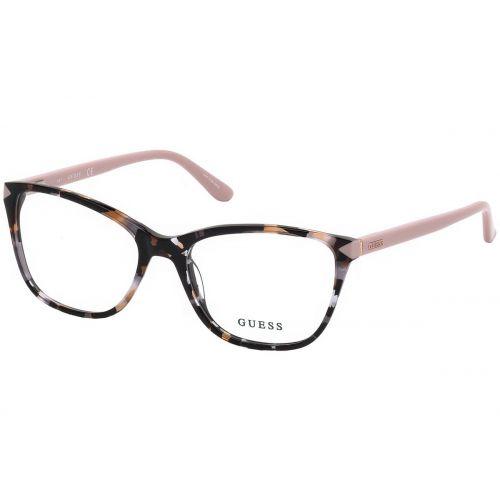 Ochelari de vedere Guess dama Cat Eye GU 2673 055