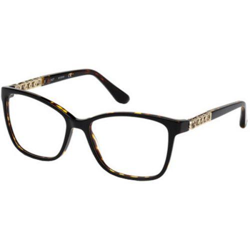 Ochelari de vedere Guess dama Patrati GU 2676 005