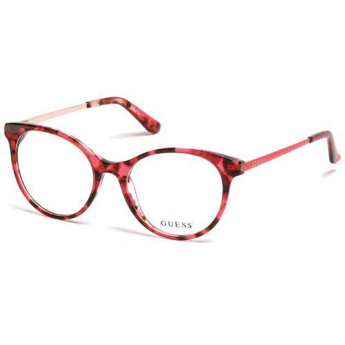 Ochelari de vedere Guess Femeie Rotunzi GU2680 074