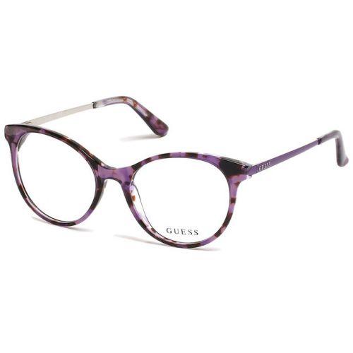Ochelari de vedere Guess Femeie Rotunzi GU2680 083