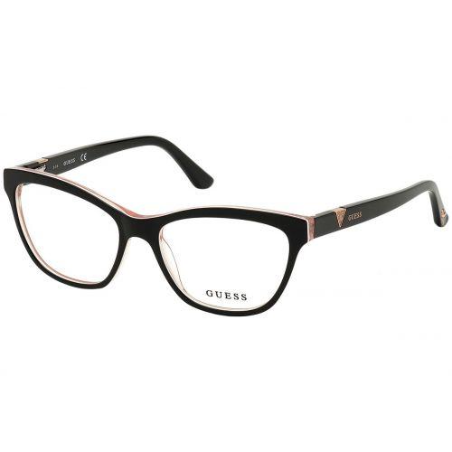 Ochelari de vedere Guess dama Cat Eye GU 2745 001