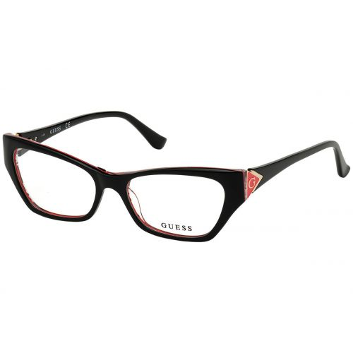 Ochelari de vedere Guess dama Cat Eye GU 2747 005
