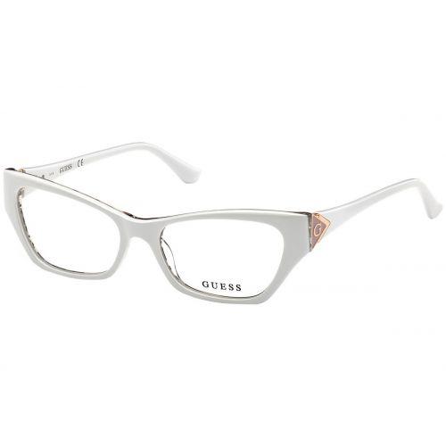 Ochelari de vedere Guess dama Cat Eye GU 2747 021