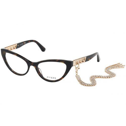 Ochelari de vedere Guess Femeie Cat Eye GU2783 0052