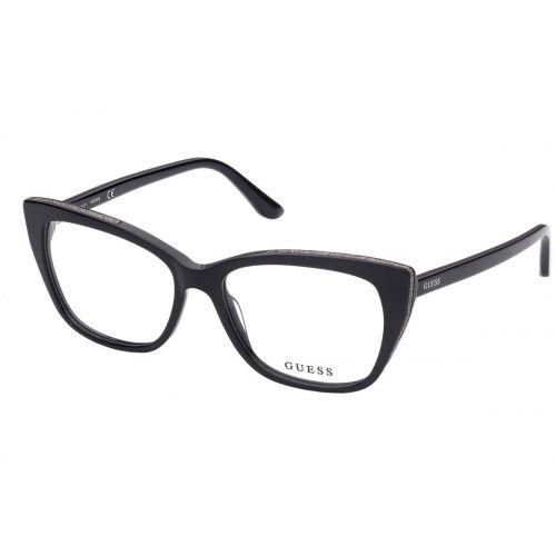 Ochelari de vedere Guess dama Cat Eye GU 2852 001