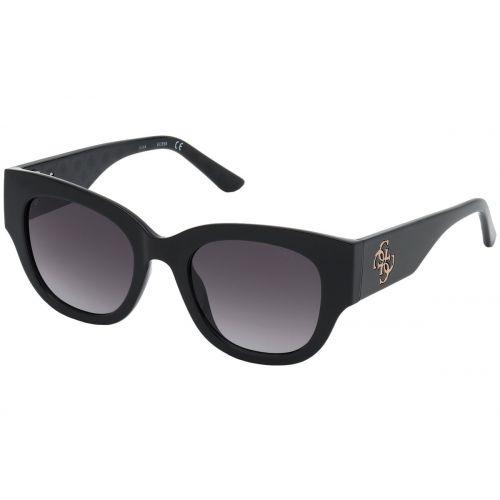Ochelari de soare Guess Femeie Cat Eye GU7680 01B