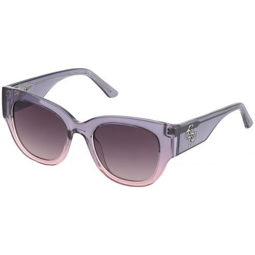 Ochelari de soare Guess Femeie Cat Eye GU7680 72B