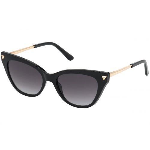 Ochelari de soare Guess Femeie Cat Eye GU7685 01B