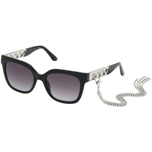 Ochelari de soare Guess Femeie Cat Eye GU7691 01B