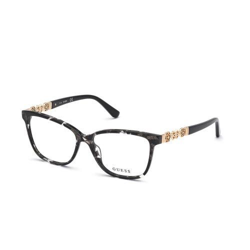 Ochelari de vedere Guess dama Patrati GU 2832 005