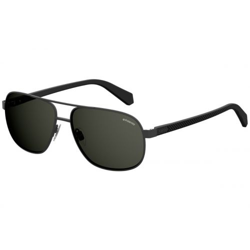 Ochelari de soare Polaroid Barbat Aviator PLD 2059/S 003 M9 BLACK