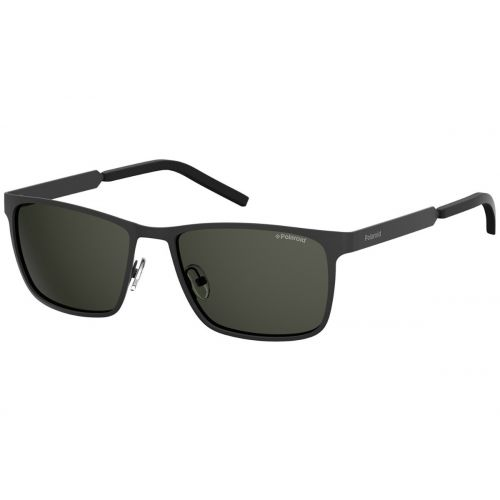 Ochelari de soare Polaroid Barbat Patrati PLD 2047/S 003 M9 BLACK
