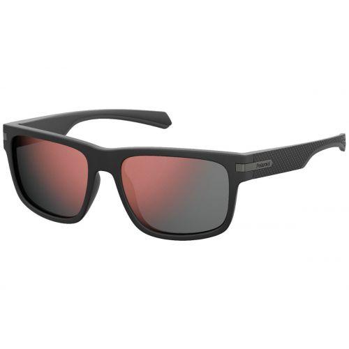 Ochelari de soare Polaroid Barbat Patrati PLD 2066/S 003 M9 BLACK