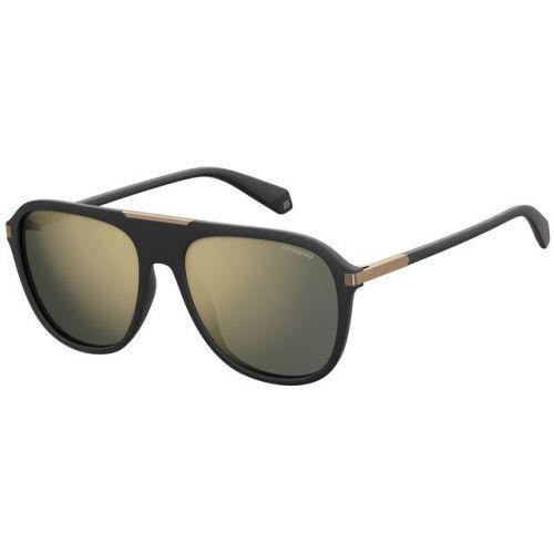 Ochelari de soare Polaroid Barbat Aviator PLD 2070/S/X 003 LM MATT BLACK