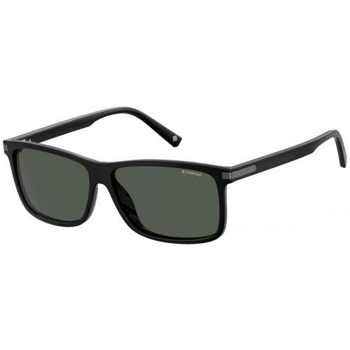 Ochelari de soare Polaroid Barbat Patrati PLD 2075/S/X 807 M9 BLACK