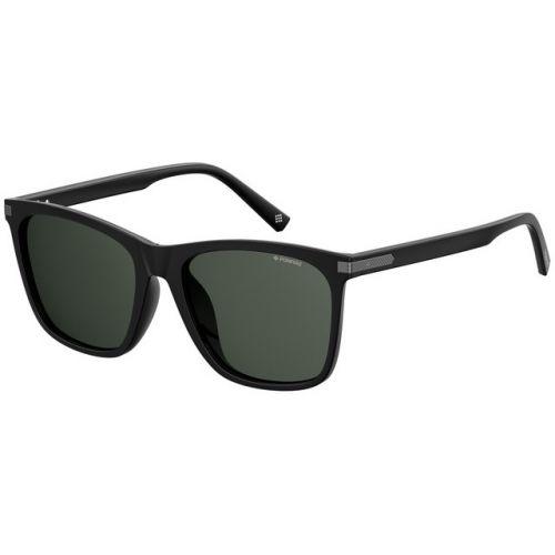 Ochelari de soare Polaroid Barbat Patrati PLD 2078/F/S 807 M9 BLACK