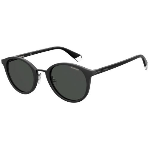 Ochelari de soare Polaroid Unisex Rotunzi PLD 2091/S 003 M9 MATTE BLACK