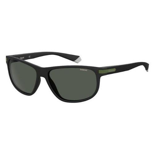 Ochelari de soare Polaroid Barbat Ovali PLD 2099/S 7ZJ M9 BLACK GREEN