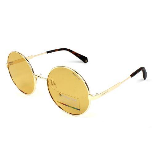 Ochelari de soare Polaroid Unisex Rotunzi PLD 4052/S L7Q HE ORANGE