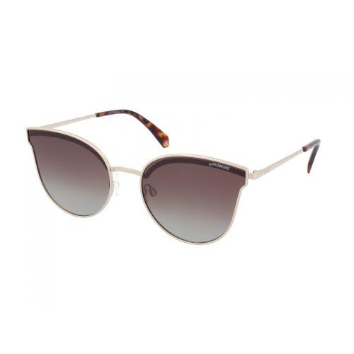 Ochelari de soare Polaroid Femeie Cat Eye PLD 4056/S 01Q 58 LA GOLD BROWN