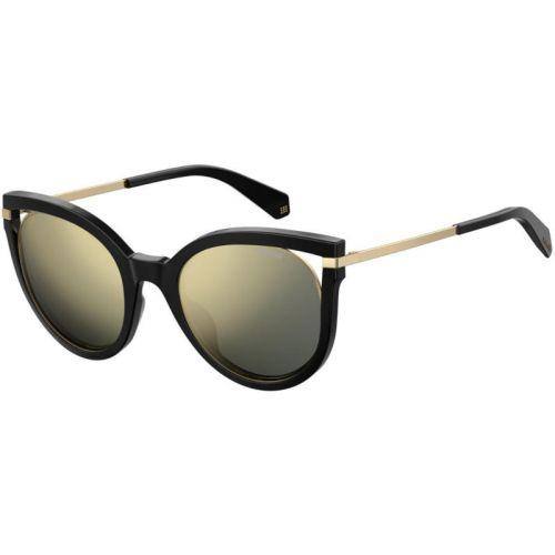 Ochelari de soare Polaroid Femeie Cat Eye PLD 4067/S 2M2 LM BLACK GOLD