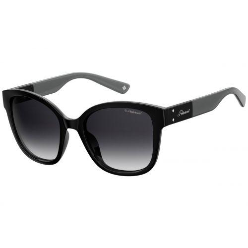 Ochelari de soare Polaroid Femeie Patrati PLD 4070/S/X 807 WJ BLACK