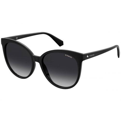Ochelari de soare Polaroid Femeie Cat Eye PLD 4086/S 807 WJ BLACK