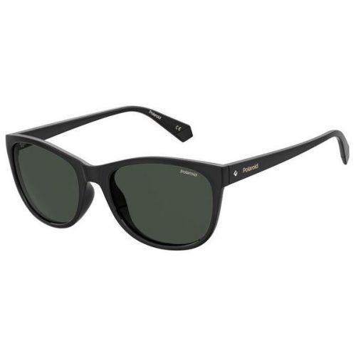 Ochelari de soare Polaroid Femeie Ovali PLD 4099/S 807 M9 BLACK