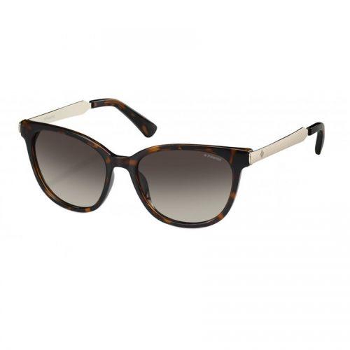 Ochelari de soare Polaroid Femeie Cat Eye PLD 5016/S LLY 94 HAVANA GOLD