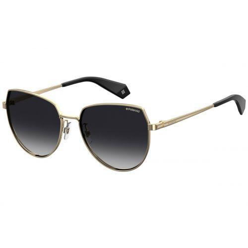 Ochelari de soare Polaroid Femeie Cat Eye PLD 6073/F/S/X J5G WJ GOLD