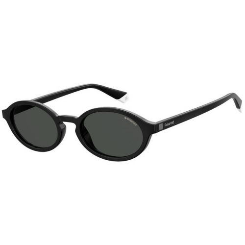 Ochelari de soare Polaroid Femeie Ovali PLD 6090/S 807 M9 BLACK