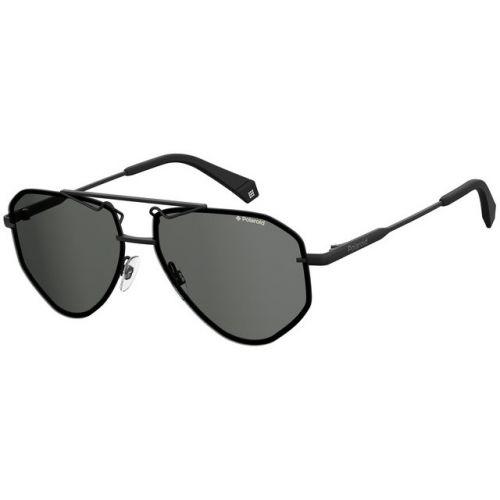 Ochelari de soare Polaroid Barbat Aviator PLD 6092/S 807 M9 BLACK