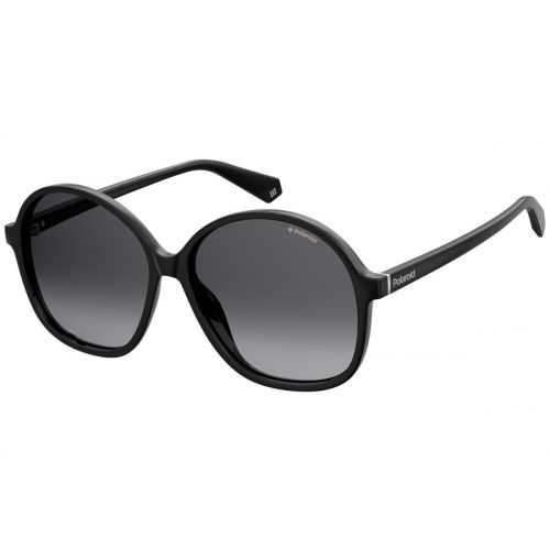 Ochelari de soare Polaroid Femeie Rotunzi PLD 6095/S 807 WJ BLACK